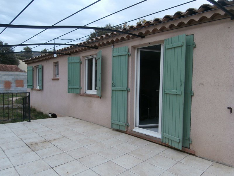 For sale House Sainte-Anastasie-sur-Issole